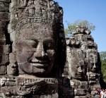 Banyon Temple ThreeBudhas