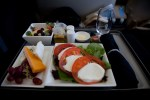 Fed well and ofter during 5hr 55 minuteflight
