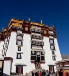 Looking up to Dali Lama'sApartment