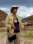 Patricia Vargas Archaeologist